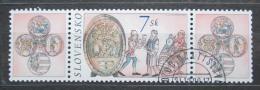 Poštovní známka Slovensko 2002 Vinný sklep Mi# 425