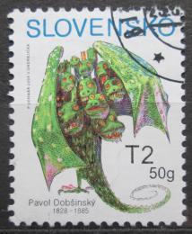 Poštovní známka Slovensko 2008 Mezinárodní den dìtí Mi# 582