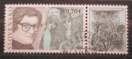 Poštovní známka Slovensko 2010 Karol Ondreièka, malíø Mi# 651