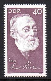 Poštovní známka DDR 1971 Profesor Rudolf Virchow Mi# 1707