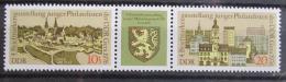 Poštovní známky DDR 1976 Gera Mi# 2153-54