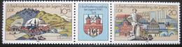 Poštovní známky DDR 1980 Suhl Mi# 2532-33