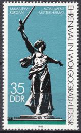 Poštovní známka DDR 1983 Váleèný památník Mi# 2830