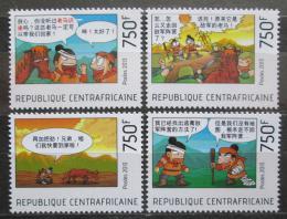 Poštovní známky SAR 2013 Èínský nový rok, rok konì TOP SET Mi# 4371-74 Kat 14€