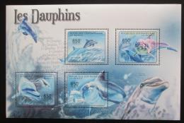 Poštovní známky SAR 2011 Delfíni Mi# 3053-56 Kat 10€