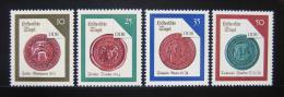 Poštovní známky DDR 1988 Historické peèetì Mi# 3156-59