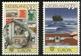 Poštovní známky Nizozemí 1979 Evropa CEPT Mi# 1140-41 Kat 3€