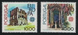 Poštovní známky Portugalsko 1978 Evropa CEPT Mi# 1403-04 Kat 9.50€