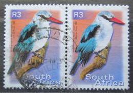 Poštovní známky JAR 2000 Ledòáèek senegalský pár Mi# 1306