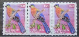 Poštovní známky JAR 2000 Turako lesklohlavý Mi# 1311 Kat 19.50€