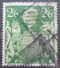 Poštovní známka Velká Británie 1942 Král Jiøí VI. Mi# 228