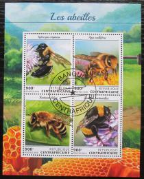 Poštovní známky SAR 2018 Vèely Mi# 7857-60 Kat 16€