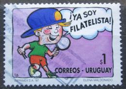Poštovní známka Uruguay 1997 Mládež a filatelie Mi# 2259