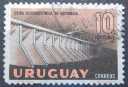 Poštovní známka Uruguay 1958 Vodní elektrárna v Baygorria Mi# 819