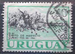 Poštovní známka Uruguay 1961 Povstání roku 1811, 150. výroèí Mi# 910