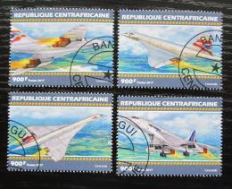 Poštovní známky SAR 2017 Concorde Mi# 6930-33 Kat 16€