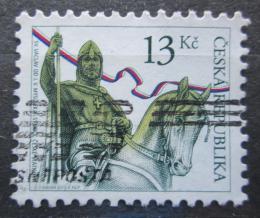 Poštovní známka Èeská republika 2013 Svatý Václav Mi# 772