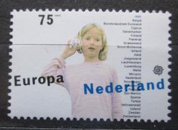 Poštovní známka Nizozemí 1989 Evropa CEPT Mi# 1365