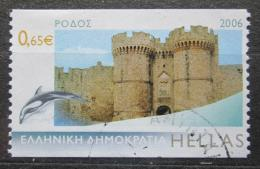 Poštovní známka Øecko 2006 Ostrov Rhodes Mi# 2378 C