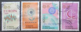Poštovní známky Turecko 2005 Evropa CEPT Mi# 3487-90 9€