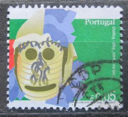 Poštovní známka Portugalsko 2006 Tradièní maska Mi# 3067