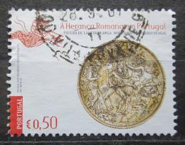 Poštovní známka Portugalsko 2006 Stará øímská medaile Mi# 3063
