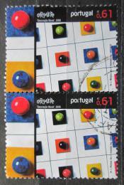 Poštovní známky Portugalsko 2007 Nástìnná dekorace pár Mi# 3141