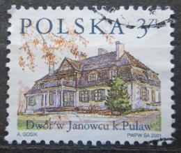 Poštovní známka Polsko 2001 Hostinec Mi# 3882