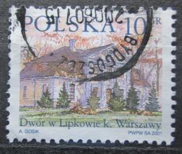 Poštovní známka Polsko 2001 Hostinec Mi# 3890