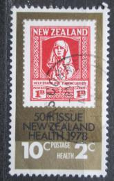 Poštovní známka Nový Zéland 1978 Stará známka Mi# 751