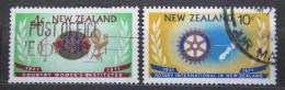 Poštovní známky Nový Zéland 1971 Výroèí Mi# 550-51