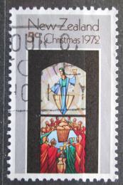 Poštovní známka Nový Zéland 1972 Vánoce, umìní Mi# 591