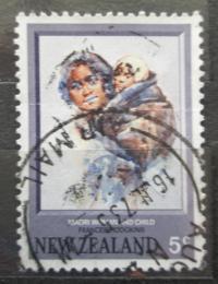 Poštovní známka Nový Zéland 1973 Umìní, Frances Hodgkins Mi# 607