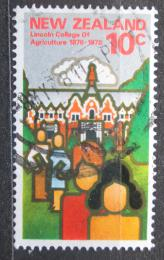 Poštovní známka Nový Zéland 1978 VŠ zemìdìlská v Lincoln Mi# 740