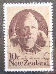 Poštovní známka Nový Zéland 1979 Richard John Seddon Mi# 765