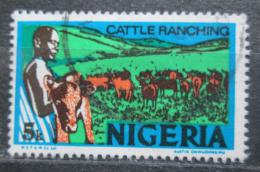 Poštovní známka Nigérie 1973 Stádo skotu Mi# 276 I Y a