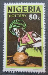Poštovní známka Nigérie 1973 Hrnèíø Mi# 287 I Y b
