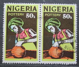 Poštovní známky Nigérie 1973 Hrnèíø pár Mi# 287 I Y b
