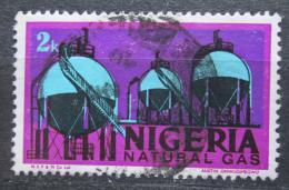 Poštovní známka Nigérie 1973 Zemní plyn Mi# 274 I Y