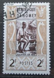 Poštovní známka Dahomey 1961 Øezbáø Mi# 179