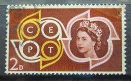 Poštovní známka Velká Británie 1961 Evropa CEPT Mi# 346