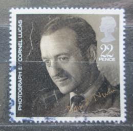 Poštovní známka Velká Británie 1985 David Niven, herec Mi# 1045