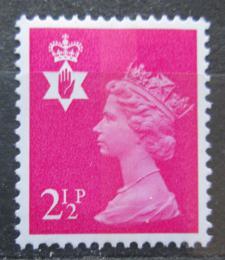 Poštovní známka Severní Irsko 1971 Královna Alžbìta II. Mi# 12