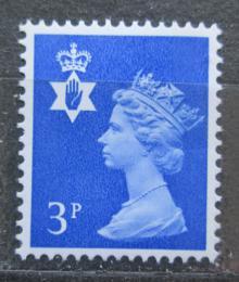 Poštovní známka Severní Irsko 1971 Královna Alžbìta II. Mi# 13