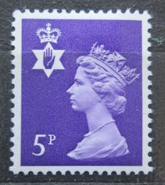 Poštovní známka Severní Irsko 1971 Královna Alžbìta II. Mi# 15