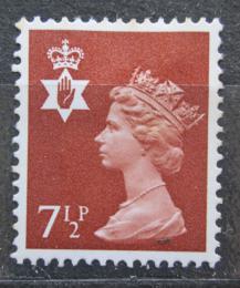 Poštovní známka Severní Irsko 1971 Královna Alžbìta II. Mi# 17