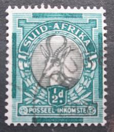 Poštovní známka JAR 1935 Antilopa Mi# 76 A