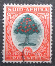 Poštovní známka JAR 1937 Pomeranèovník Mi# 88 aI