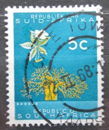 Poštovní známka JAR 1968 Baobab Mi# 369