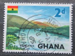 Poštovní známka Ghana 1959 Øeka Volta Mi# 51